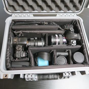 Rent Panasonic Lumix GH5 + GH4 + 3 lens kit