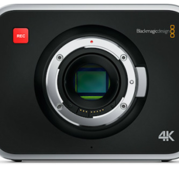 Rent Blackmagic Production 4K Standard Package