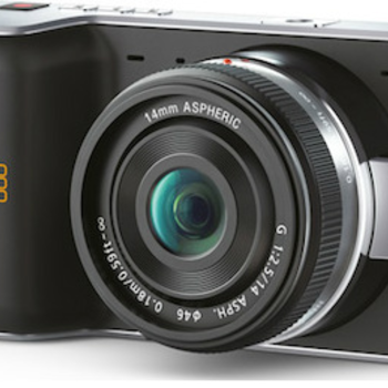 Rent Blackmagic Pocket Camera Standard Package