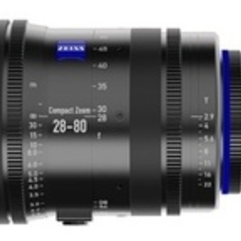 Rent Zeiss 28-80mm T2.9 Compact Zoom