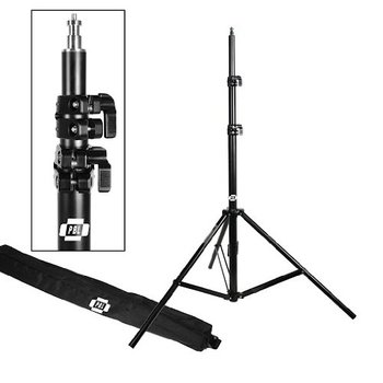 Rent PBL Spring-cushioned light stand (10')