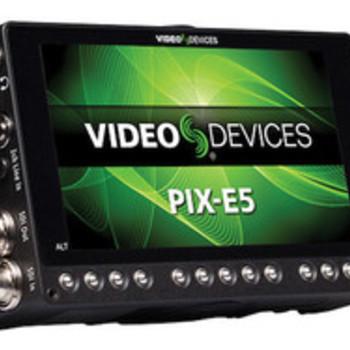 Rent Video Devices PIX-E5