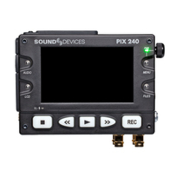 Rent Sound Devices PIX 240