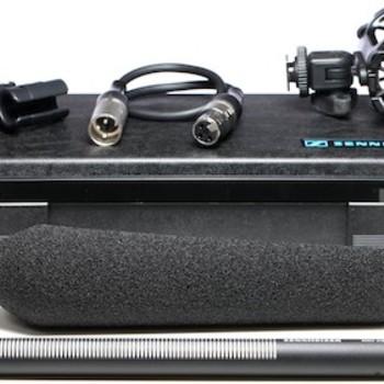 Rent MKH 416-P48 Short Shotgun Interference Tube Mic