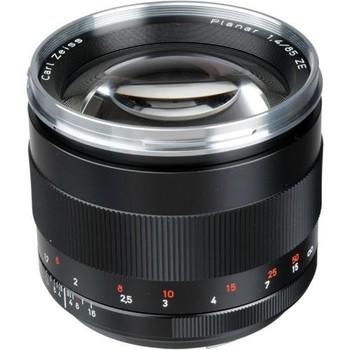 Rent Zeiss 85mm f/1.4 ZE Planar T