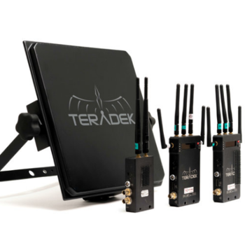 Rent Teradek Bolt 2k with 2x Receivers and bolt sidekick