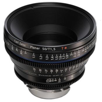 Rent Zeiss CP.2 50mm T1.5 EF