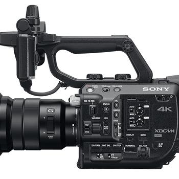 Rent FS-5 Package w/ Lenses
