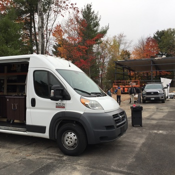 Rent 1-ton Grip Van
