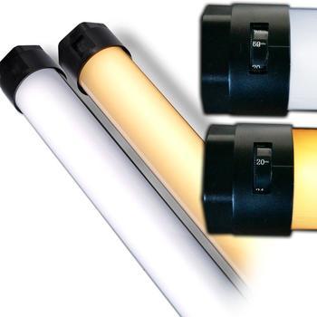Rent 4x 4'  Crossfade LED tubes inside a Kino Flo housing