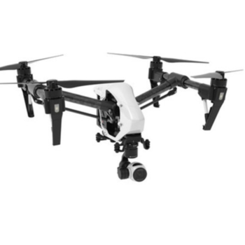 Rent DJI Inspire 1 v2.0 Quadcopter