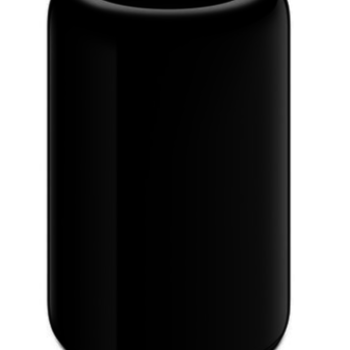 Rent MAC PRO LATE 2013 TRASHCAN