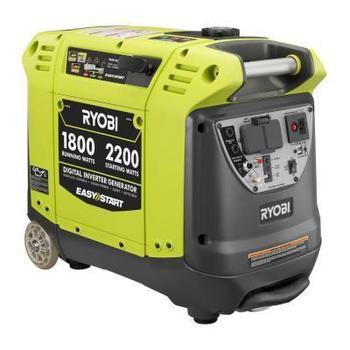 Rent RYOBI 2200 WATT GENERATOR