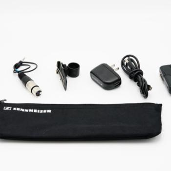 Rent Sennheiser AVX Lavalier Digital Wireless Set MKE2 Lav