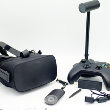 Rent Oculus Rift