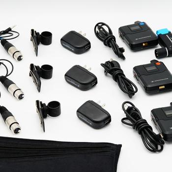 Rent Sennheiser AVX Lavalier Digital Wireless Set