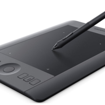 Rent Wacom Intuos Pro Professional Pen & Touch Tablet