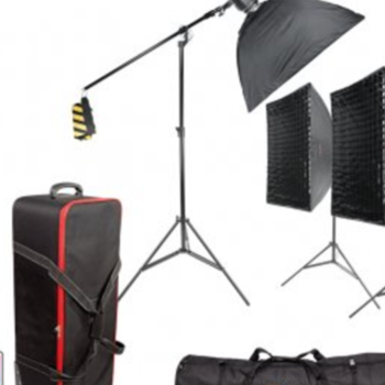 Rent PIXAPRO LED100D MKII Daylight Balanced LED