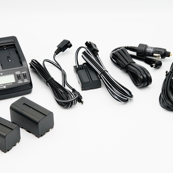 Rent Sony NP-F970 L-Series Info-Lithium Battery CHARGER