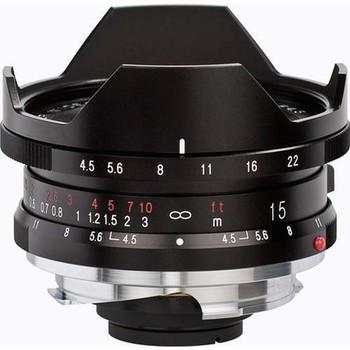 Rent Voigtlander Super Wide-Heliar 15mm f/4.5 Aspherical II Lens
