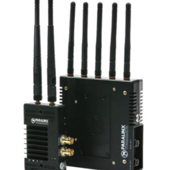 Rent Paralinx Tomahawk 3G-SDI 1:3 Wireless System