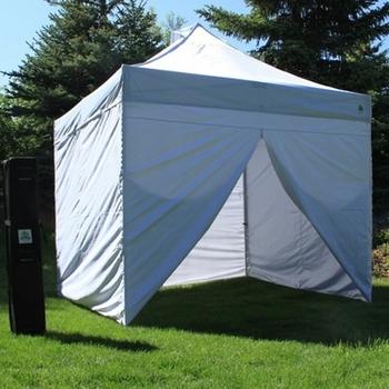 Rent 10x10 Popup Tent w/ Sidewalls