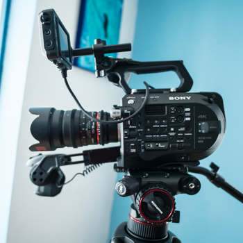 Rent Sony FS7 Mark 2 - 4K XDCAM