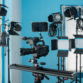 Rent Sony FS7 Mk2 4K Broadcast Documentary Production Bundle