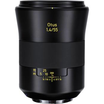 Rent Zeiss Otus 55MM/1.4  For Canon