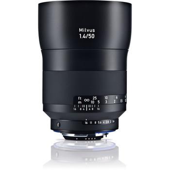 Rent Zeiss 50MM/1.4 ZF Milvus For Nikon
