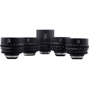 Rent Zeiss ZE (6) lens set - Duclos cine mod