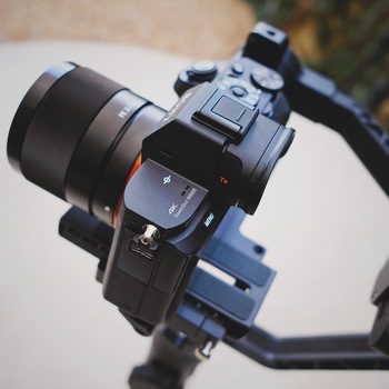 Rent Sony A7sii handheld package
