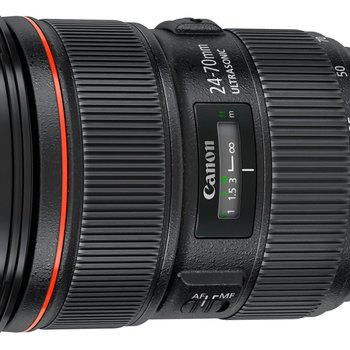 Rent Canon 24-70 2.8 II The perfect all around lens! Sharp and fast!