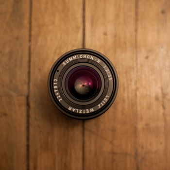 Rent Leica-R 35mm f2.0  EF Mount