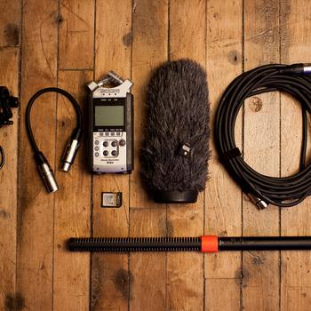 Rent Basic Audio Kit