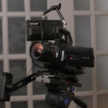Rent Advanced URSA Mini 4K Kit