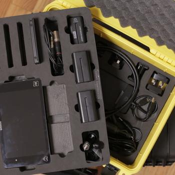Rent Atomos Shogun 4K Monitor/Recorder Kit