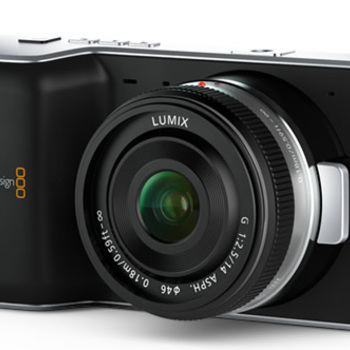 Rent Blackmagic Design Pocket Cinema Camera with Speed Booster and Lens