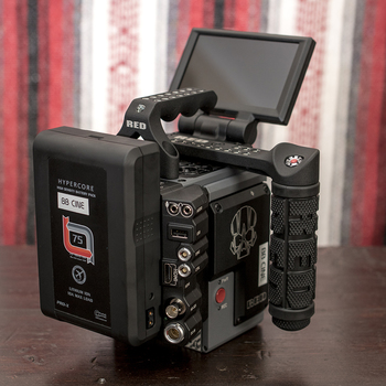 Rent RED Scarlet-W (EF Mount)