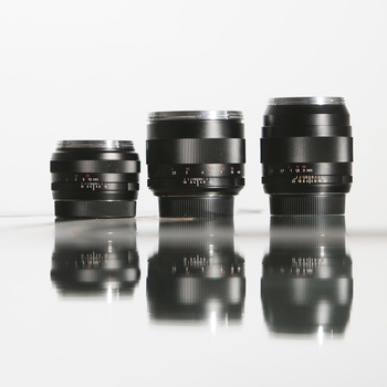 Rent Zeiss ZE Distagon Prime Lens Kit (EF mount)