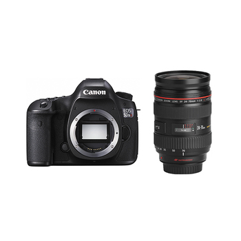 Rent Canon 5DS R  DSLR + 24-70mm 2.8L lens Kit