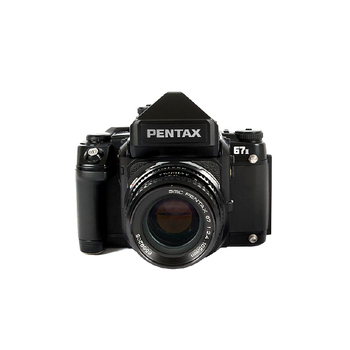 Rent Pentax 67II 6x7 Medium Format Camera - 105mm f/2.4 lens