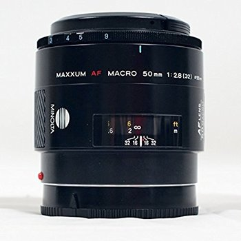 Rent Minolta maxxum af macro 50mm 1:2.8 (32)
