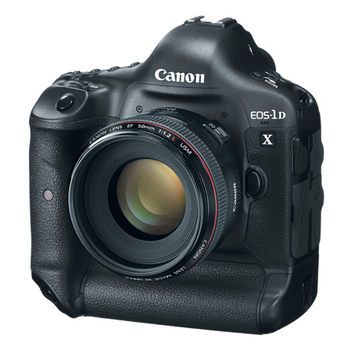 Rent Canon 1DX