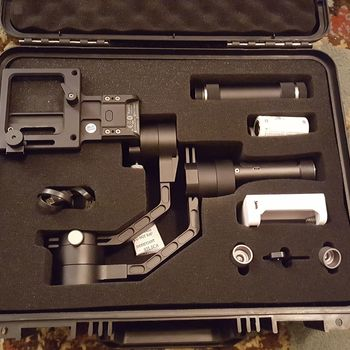 Rent Zhiyun -Crane 3-Axis Handheld Gimbal Stabilizer V2