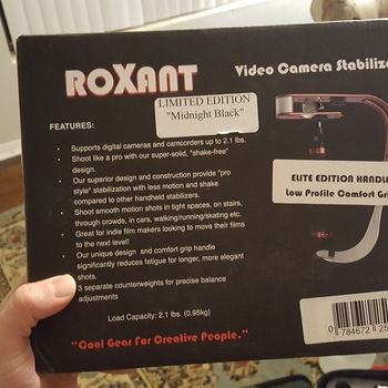 Rent Roxant Pro Video Camera Stabilizer