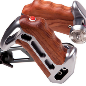 Rent Wooden Hand Grips for Arri Rossettes