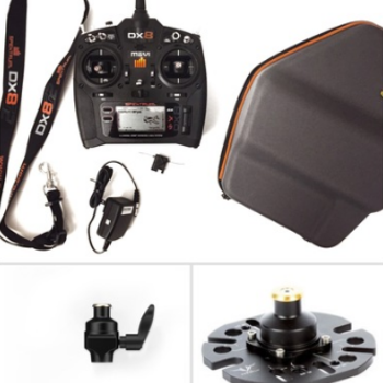 Rent MoVI Remote Op Kit: Spektrum & mounting points