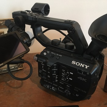 Rent Sony PXW-FS5 XDCAM Super 35 Camera System (Body)