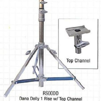 Rent Low Combo Stands for Dana Dolly (2)